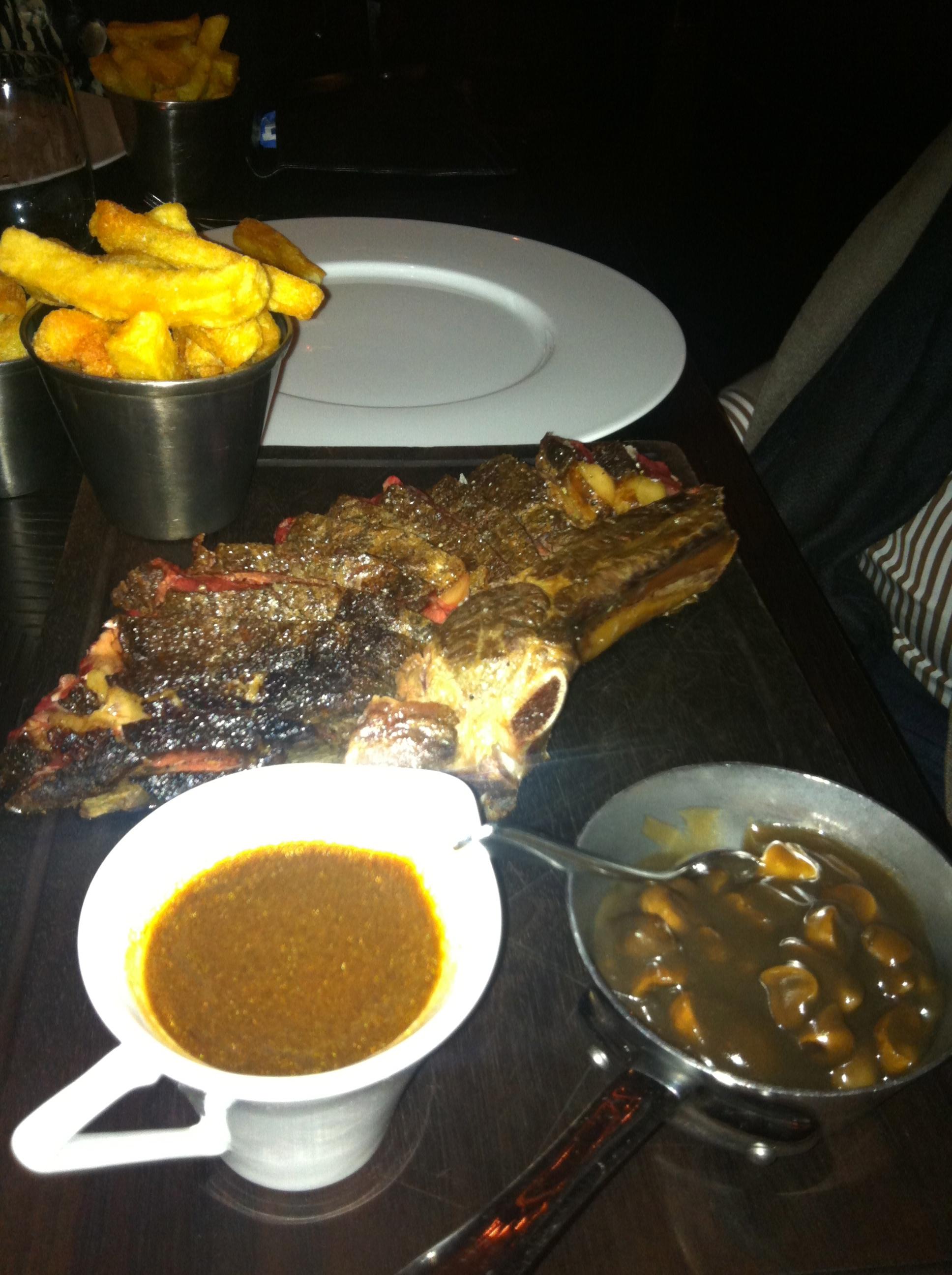 Hereford Prime beef