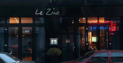 Le Zinc Antwerpen