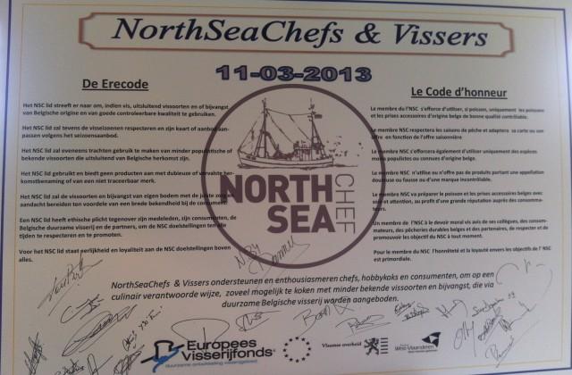 NorthSeaChefs Charter
