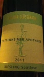 Trittenheimer Apotheke 2011