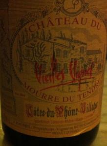 Ch. Du Mourre '99