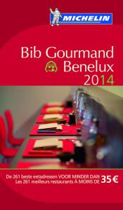 Bib Gourmand 2014 Benelux