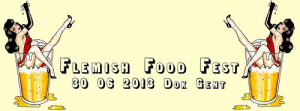 Flemish Food Fest Gent