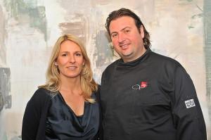 Danny Vanderhoven & Ineke Dols