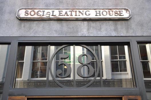 Social Eating House - London