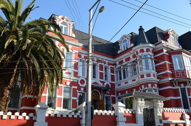 Alegre Restaurant Valparaiso - Hotel Palacio Astoreca