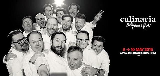 Culinaria 2015 Belgium Effect