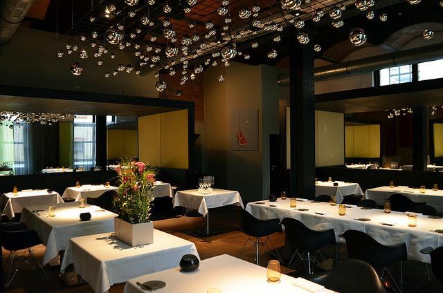 Reinstoff restaurant Berlin
