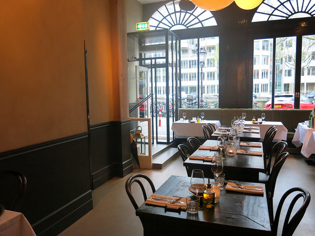 Restaurant Breda - Amsterdam