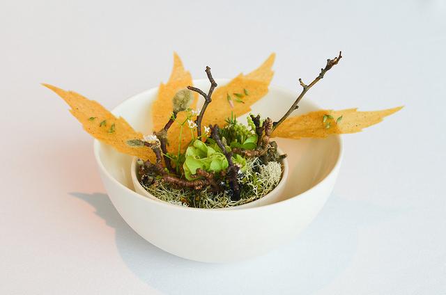 Geranium Restaurant Copenhagen